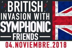 BRITISH INVASION AND SYMPHONIC FRIENDS, SAN JUAN