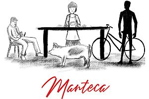 MANTECA, VIEJO SAN JUAN