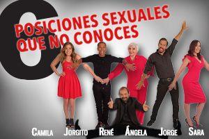 6 POSICIONES SEXUALES QUE NO CONOCES, MANATI