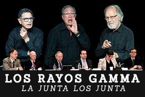 """LOS RAYOS GAMMA """"LA JUNTA LOS JUNTA"""", CAGUAS"""