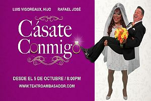 CASATE CONMIGO, SANTURCE