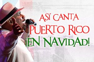 ANDRES JIMENEZ, EL JIBARO; ASI CANTA PUERTO RICO... EN NAVIDAD, CAGUAS