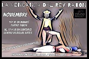 CASCANUECES, LA VENGANZA DEL REY RATON, MANATI