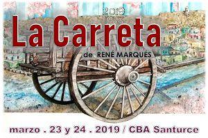 LA CARRETA, SAN JUAN