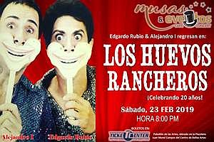 LOS HUEVOS RANCHEROS, SAN JUAN