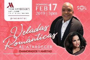 VELADAS ROMANTICAS AL ATARDECER, CONDADO