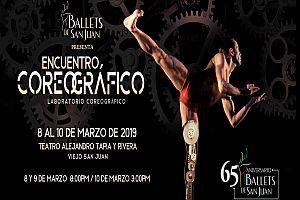 BALLETS DE SAN JUAN TEMPORADA PRIMAVERA - LABORATORIO COREOGRAFICO, SAN JUAN