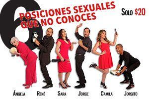 6 POSICIONES SEXUALES QUE NO CONOCES, BAYAMON, SOLO PARA ADULTOS