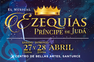 MUSICAL EZEQUIAS: PRINCIPE DE JUDA
