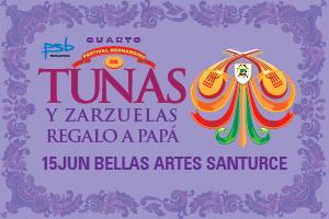 FESTIVAL DE TUNAS Y FESTIVAL DE TUNAS Y ZARZUELAS