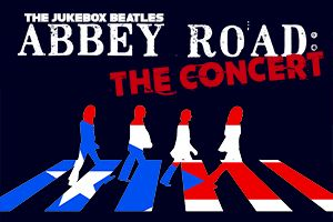 THE JUKEBOX BEATLES ABBEY ROAD THE CONCERT, JUANA DIAZ