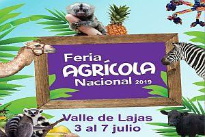 FERIA AGRICOLA NACIONAL, LAJAS