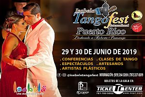 22ND ISABELA TANGO FEST INTERNATIONAL, ISABELA