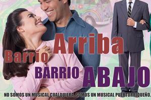 BARRIO ARRIBA, BARRIO ABAJO, SAN JUAN