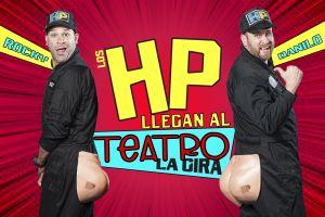 LOS HP, EL GRAN CIERRE (SOLO PARA ADULTOS), CAGUAS