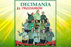 EL PARRANDON, DECIMANIA EN BELLAS ARTES, SAN JUAN