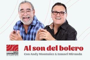 AL SON DEL BOLERO, ANDY MONTAÑEZ & ISMAEL MIRANDA, SAN JUAN