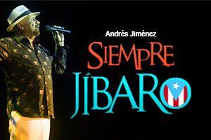 ANDRES JIMENEZ, SIEMPRE JIBARO, CAGUAS