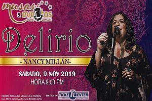 NANCY MILLAN - DELIRIO, SANTURCE