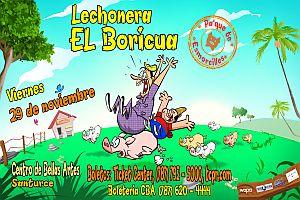 LA LECHONERA BORICUA, SAN JUAN