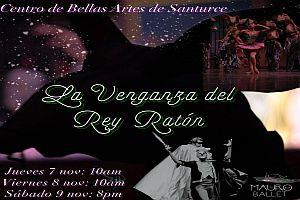 CASCANUECES - LA VENGANZA DEL REY RATON, SAN JUAN