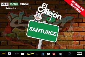 EL CALLEJON DE SANTURCE