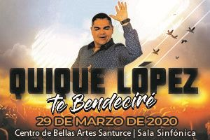 QUIQUE LOPEZ - TE BENDECIRE, SAN JUAN