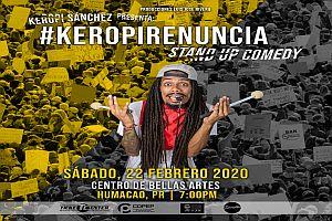 CANCELADO - KEROPI RENUNCIA, HUMACAO