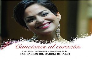 CANCION AL CORAZON, GALA BENEFICIO FUNDACION GARCIA RINALDI, MAYAGUEZ