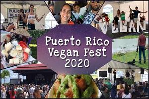 PUERTO RICO VEGAN FEST BOLETO VIP, DORADO