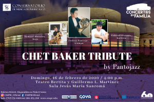 CHET BAKER TRIBUTE BY PANTOJAZZ, MIRAMAR