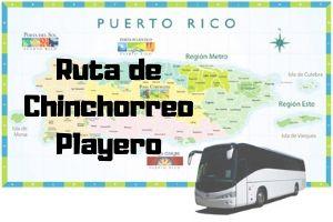 RUTA DE CHINCHORREO PLAYERO