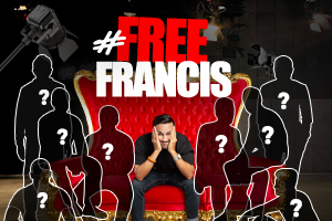 FRANCIS ROSAS EN #FREE FRANCIS