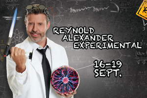 REYNOLD ALEXANDER, EXPERIMENTAL