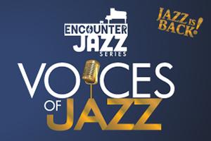 ENCOUNTER JAZZ SERIES VOICES OF JAZZ