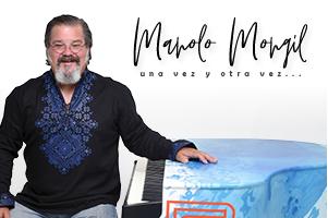 MANOLO MONGIL... UNA VEZ Y OTRA VEZ, CAGUAS
