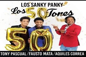 LOS SANKY PANKY, LOS 50TONES, SANTURCE