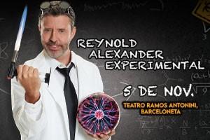 REYNOLD ALEXANDER - EXPERIMENTAL, BARCELONETA